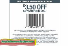 Ulta Coupons Ends of Coupon Promo Codes MAY 2020 !, store region in United Ulta as & in known a the it Salon, place this headqua. Tide Coupons, Kfc Coupons, Pizza Coupons, Print Coupons, Wendys Coupons, Mcdonalds Coupons, Target Coupons, Pizza Hut Coupon, Ulta Coupon