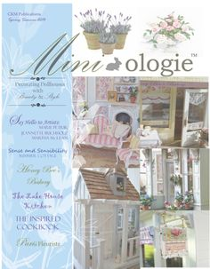 Miniologie magazine, Spring/Summer 2014 is finally here!! Get your copy now at www.miniologie.com