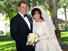Marie Osmond Remarries Her First Husband - Marriage, Wedding ...