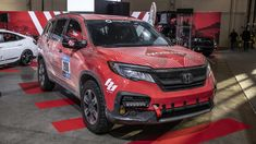 Chevy, Ford, Honda, Toyota and other brands were featured with aftermarket custom car parts at the 2018 SEMA Show in Las Vegas. Custom Car Parts, Custom Cars, Honda Passport, Las Vegas Shows, Honda Cars, Honda Pilot, Rally, Chevy, Toyota