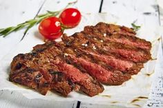 How to Cook Topside of Beef Good Steak Recipes, Healthy Crockpot Recipes, Grilling Recipes, Healthy Dinner Recipes, Beef Recipes, Water Recipes, Crockpot Flank Steak Recipes, Steak Marinades, Orzo