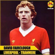 e3150fb00 Kop 10 uncapped Reds  7 - Liverpool FC David Fairclough Ynwa Liverpool