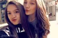 Mackenzie and Maddie Ziegler