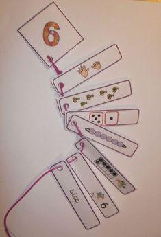manipuler représentations 0-10 - Nurvero - La vie en classe