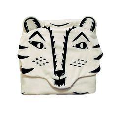 Heirloom Tiger Blanket by romawinkel on Etsy
