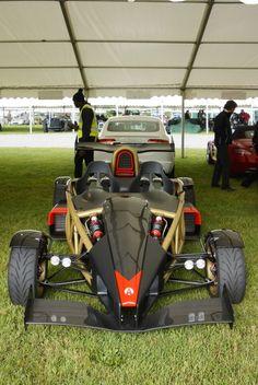 The Ariel Atom 500 V8