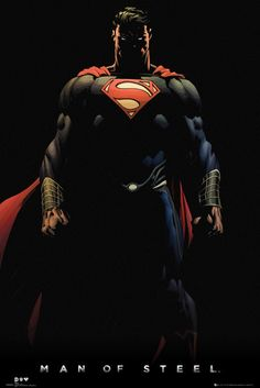 Man of Steel (artist unknown)