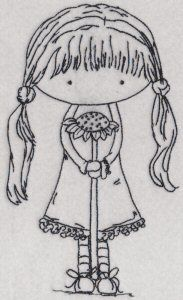 Embroidery | Free Machine Embroidery Designs | Bunnycup Embroidery | Ambers World Redwork
