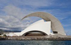 Auditorio de Santa Cruz de Tenerife - Buscar con Google