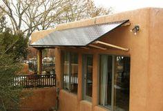 solar panel awnings from http://www.greenbuildinglearningcenter.com/