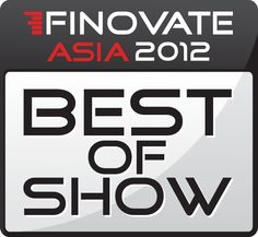 SocietyOne wins Finovate Asia 2012 Best of Show Award