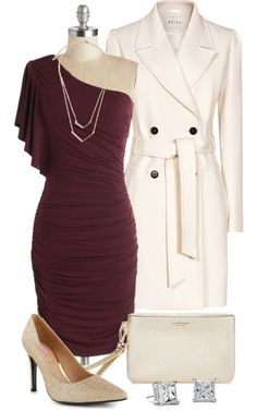 Sophisticated Date Night - Date Night Fashion Looks with pieces from Isaac Mazrahi!