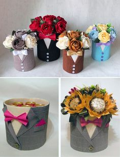 The idea of a man's bouquet with his own hands from flowers .- Идея мужского букета своими руками из цвето… The idea of a man's bouquet with flowers made of flowers, nuts and beer - Diy Gift Box, Diy Gifts, Man Bouquet, Chocolate Flowers Bouquet, Candy Arrangements, Chocolate Pack, Diy And Crafts, Crafts For Kids, Crepe Paper Flowers