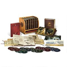 Middle Earth Collector´s Edition (Lord of the Rings + The Hobbit) I need this in my life.