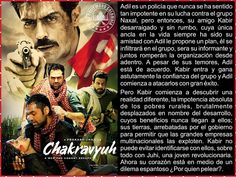 Cine Bollywood Colombia: CHAKRAVYUH