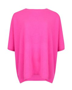 Cashmere sweater - Neon Pink | Knitwear | Ted Baker UK