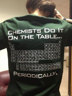 i love science humor!