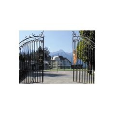 In Pictures Europe's Most Expensive Boarding Schools ❤ liked on Polyvore