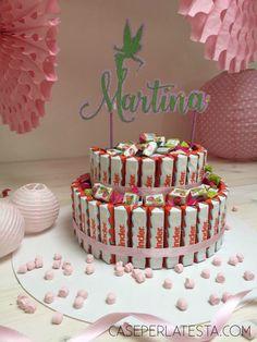 Torta di Kinder o torta di caramelle
