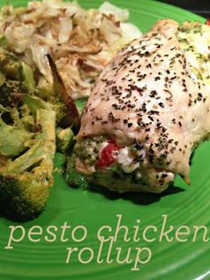 Pesto Chicken Roll Up | Barefoot Provisions