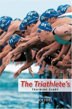 The Triathlete's Training Diary by Joe Friel.  --> I'll use this diary for my tri training this year.