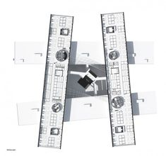 Drawing on pinterest drawing architecture renzo piano for Linear organization in architecture