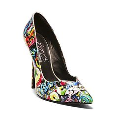 Steve Madden Graffiti Heels! True Street Style. If you like my pins, please follow me and subscribe to my new fashion channel! Let me help u find all the things that u love from Pinterest! https://www.youtube.com/watch?v=XSiQP5OFjXE&list=UUCP8TXebOqQ_n_ouQfAfuXw