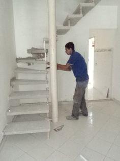 escadas pré moldadas em concreto a partir de r$ 500,00*!!!