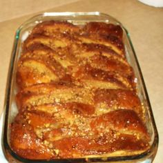 Its so easy to make And so delish!!! Kids loved it, even the ones who dont normally eat french toast!