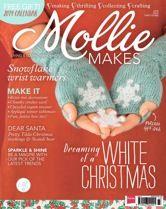 Mollie Makes - Prenumeration eller lösnummer Antagligen billigare att köpa direkt från England: http://www.myfavouritemagazines.co.uk/MMSW1Q/