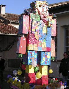 Un bien joli Monsieur Carnaval !