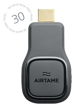 #Airtame dongle - wireless screen sharing,