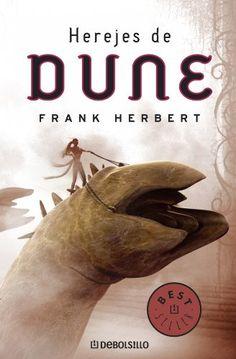Herejes de Dune de Frank Herbert