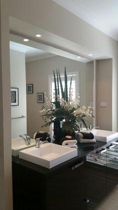 Badezimmer Mit Wandfliesen Mit Mosaik   Moderne Wandgestaltung | Bad |  Pinterest | Bath