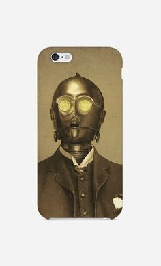 Coque iPhone Baron Von par Terry Fan - Wooop.fr