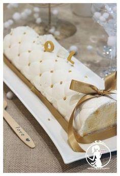 Cette fois ci, pour des amis, j'ai voulu tester une bûche vanille Mangue Passion pour le dessert… Une réussite!! Ils ont adoré… alors pourquoi pas pour Noël!! J'ai testé le …