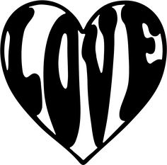 Adesivi Murali: Cuore Amore Love #sanvalentino #valentino #decorazione #vinyle #adesivi #muro #vetrina #negozio #deco #StickersMurali
