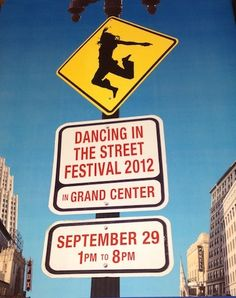 2012 Dancing in the Street Festival  9/29/2012