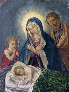 sagrada familia navidad - Buscar con Google