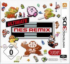 Gewinnspiel: Wir verlosen den Ultimate NES Remix für den Nintendo 3DS