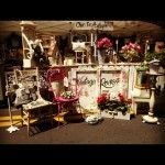 The Fancy Flea Vintage Home & Garden in Downtown Lakeland, one of the Top 10 Flea Markets in America #centralflorida