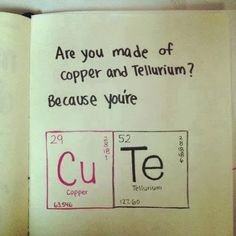 Science Humor | Periodic Table | Funny Technology - Community - Google+ via Smartphoneaccessories Witrigs | #cute