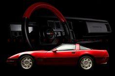 C4 Corvette by rottiefamily, via Flickr