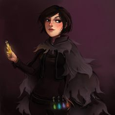 Mistborn by pandasuze on deviantART