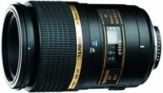 Click http://www.videonamics.com/lenses/tamron-af-90mm-review/ for more reviews, product features, pricing and description of the Tamron AF 90mm f/2.8 Di SP A/M 1:1 Macro Lens for Canon Digital SLR Cameras.