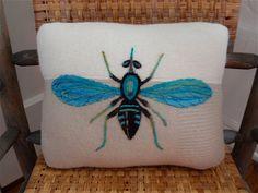Felt mosquito pillow?