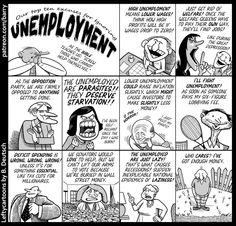 Top Ten Excuses For Ignoring Unemployment