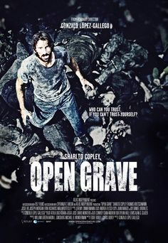 """Upcoming horror movie """"Open Grave"""" expected Jan 3, 2014 (Limited) http://fb.me/HorrorMoviesList … #horrormovies"""
