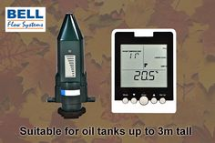 The Apollo Smart consists of a transmitter and receiver unit, the transmitter easily fits onto your tank and monitors the volume of heating oil remaining, together with fuel usage and consumption.