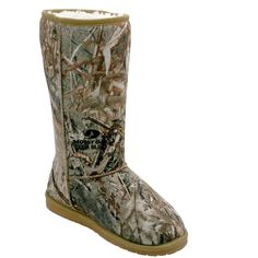 Dawgs Women's 13-inch Mossy Oak Boots ( Duck Blind)